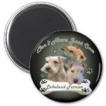 Lakeland Terrier Can't Have Just One Gifts Refrigerator Magnet