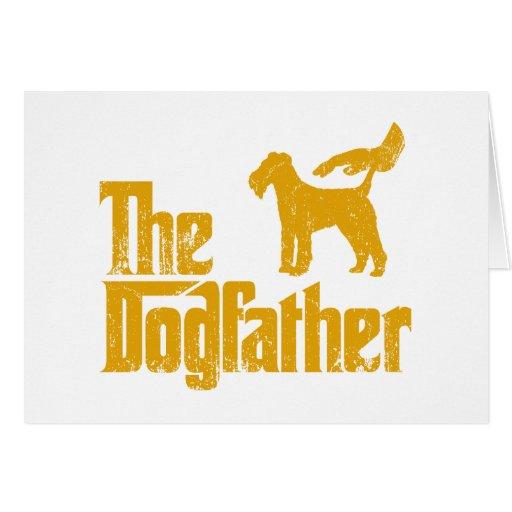 Lakeland Terrier Felicitación