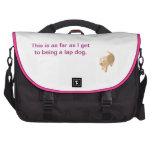 Lakeland Terrier Laptop Bag