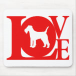 Lakeland Terrier Tapete De Raton