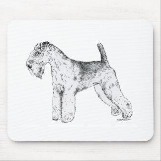 Lakeland Terrier Tapetes De Ratones
