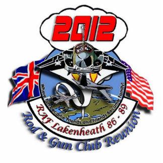 Lakenheath Rod & Gun Club Reunion - Pin Cutout