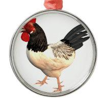 Lakenvelder Rooster Metal Ornament