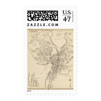 Lakeport, town of Guilford Postage