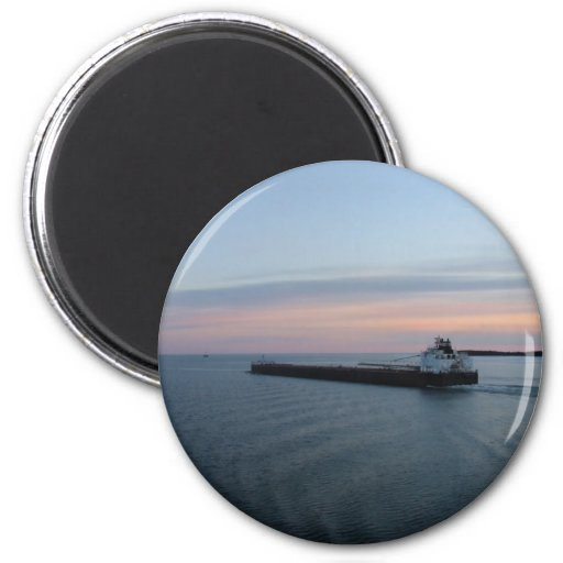 Laker 2 Inch Round Magnet