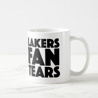 Lakers Fan Tears Mug