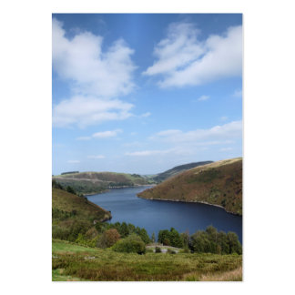 LAKES AND VIEWS WALES BUSINESS CARD TEMPLATE