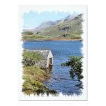 LAKES AND VIEWS WALES 13 CM X 18 CM INVITATION CARD