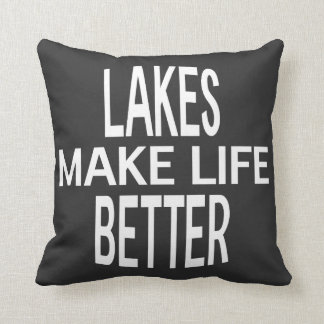 Lakes Better Pillow - Assorted Styles & Colors