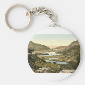 Lakes from Kenmare Road. Killarney. Co. Kerry, Ire Keychains