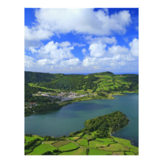 Lakes in the Azores Flyer