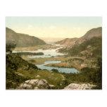 Lakes of Killarney, County Kerry Postcard