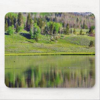 Lakes Reflections Mousepad