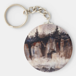 Lakes, Rivers and Streams Keychain