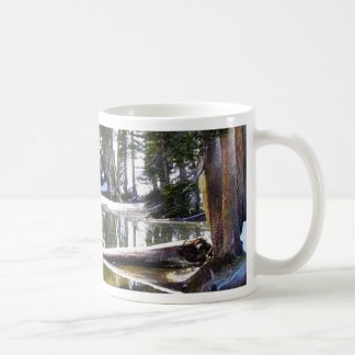 Lakes Trees Forrests Mugs