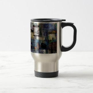 Lakeshore at Dawn Travel Mug