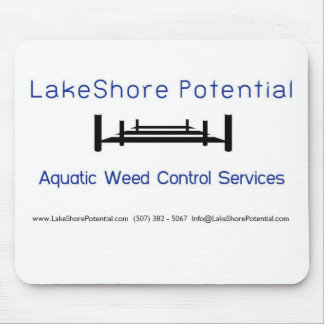 LakeShore Potential Logo JPG Mouse Pad