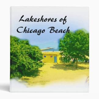 """Lakeshores de la playa de Chicago Carpeta 1"""""""
