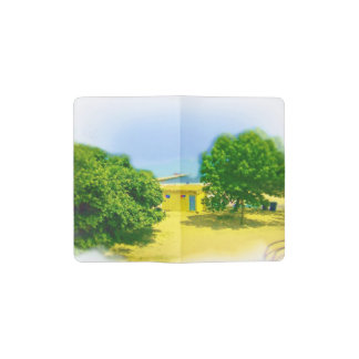 Lakeshores of Chicago Beach Pocket Moleskine Notebook Cover With Notebook