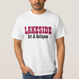 LAKESIDE , Art & Antiques T-Shirt
