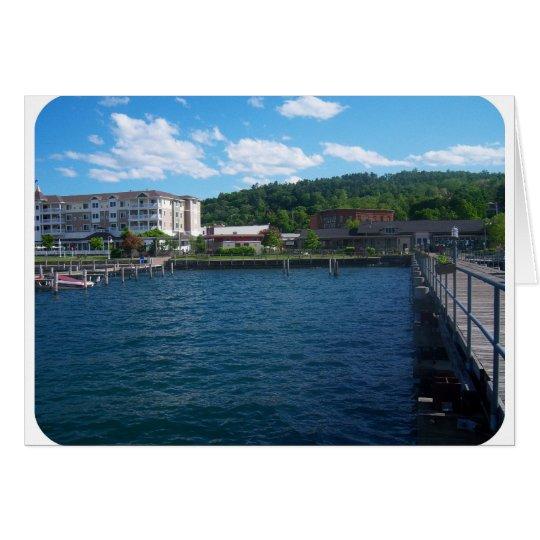 lakeside at Watkins Glen Card