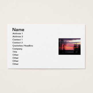 Lakeside-Business Business Card