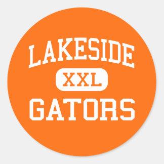Lakeside - Gators - Junior - Orange Park Florida Sticker