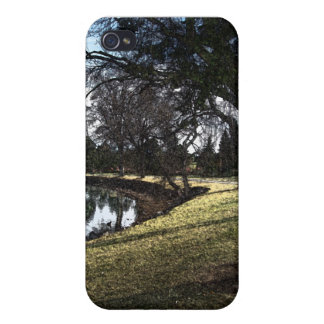 Lakeside iphone case iPhone 4 covers