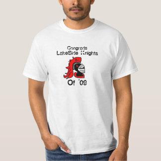 LakeSide Knights, Congrads, LakeSide Knights, O... T-Shirt