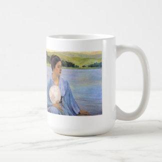 Lakeside, Kuroda Kiyoshi shine Coffee Mug