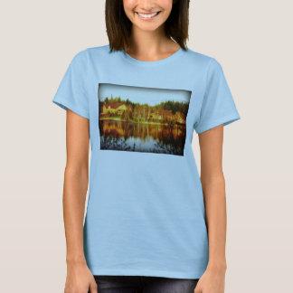 Lakeside Lodge,Grand-Falls NB. T-Shirt