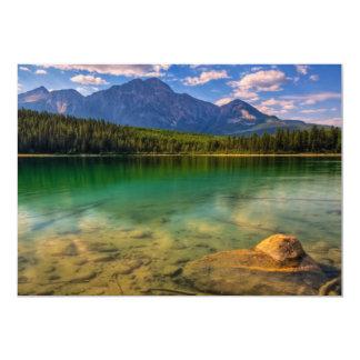 Lakeside Mountain View Card