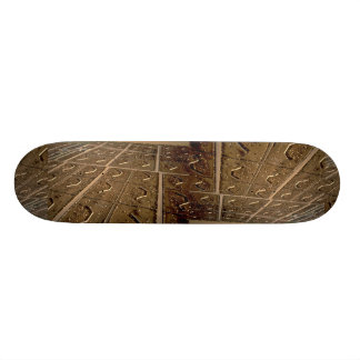 Lakeside Packers, Brooks, Alberta, Canada Skate Boards