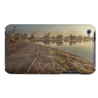 Lakeside Path at Dawn 1 iPod Touch Case-Mate Case