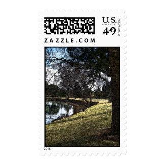 Lakeside Postage Stamp