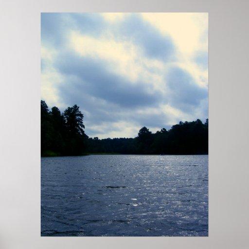 Lakeside Poster