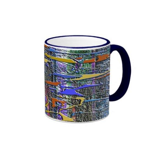 Lakeside Ringer Mug