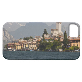 Lakeside town Malcesine Verona Province Italy iPhone 5 Covers