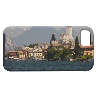 Lakeside town, Malcesine, Verona Province, Italy iPhone SE/5/5s Case