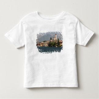 Lakeside town, Malcesine, Verona Province, Italy Tee Shirt