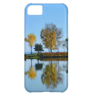 Lakeview and Pond Case For iPhone 5C