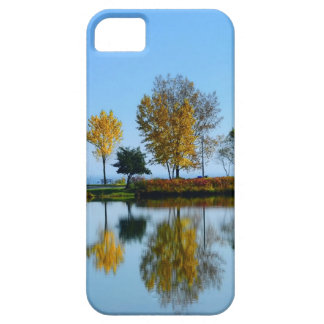 Lakeview and Pond iPhone 5 Covers