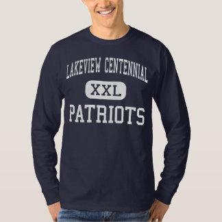 Lakeview Centennial - Patriots - High - Garland T-Shirt