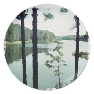 Lakeview Plato De Comida