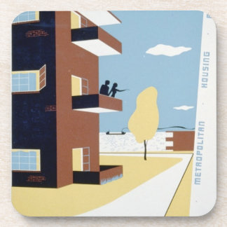 Lakeview Terrace Beverage Coaster