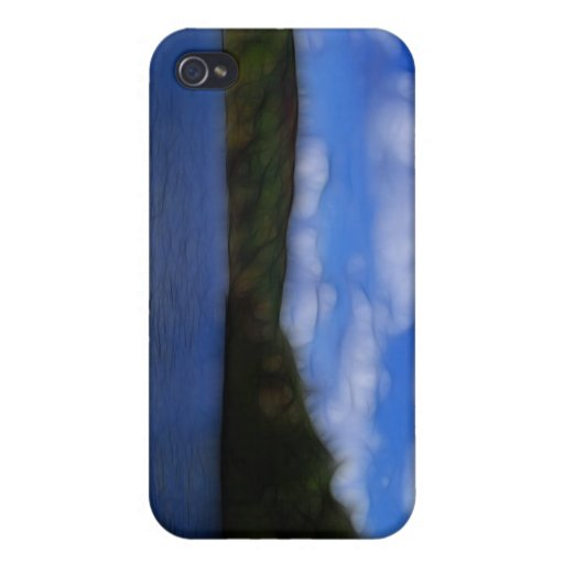 LakeViewz2 iPhone 4 Protectores