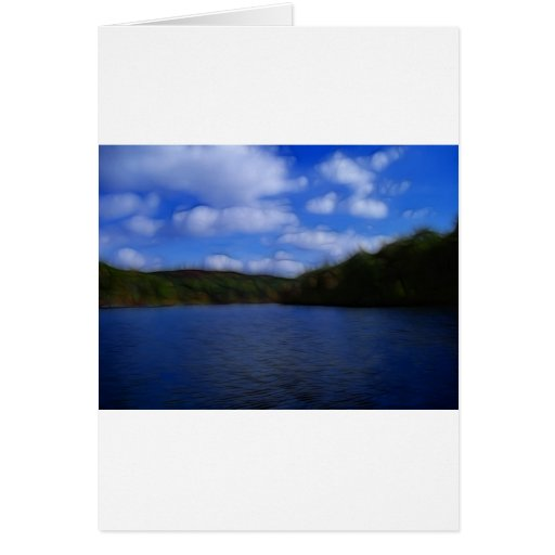 LakeViewz2 Tarjeta De Felicitación