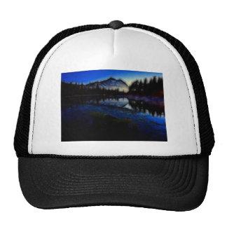 LakeViewz3 Trucker Hats
