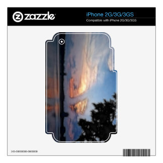LakeViewz6 Decal For iPhone 3GS