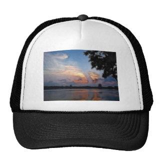 LakeViewz6 Mesh Hat